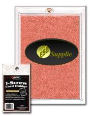 Card Holder 1-Screw - Super Thick - 120pt