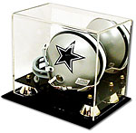 Deluxe Acrylic Mini Helmet Display