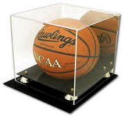 Deluxe Acrylic Basketball Display