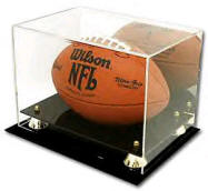 Deluxe Acrylic Football Display