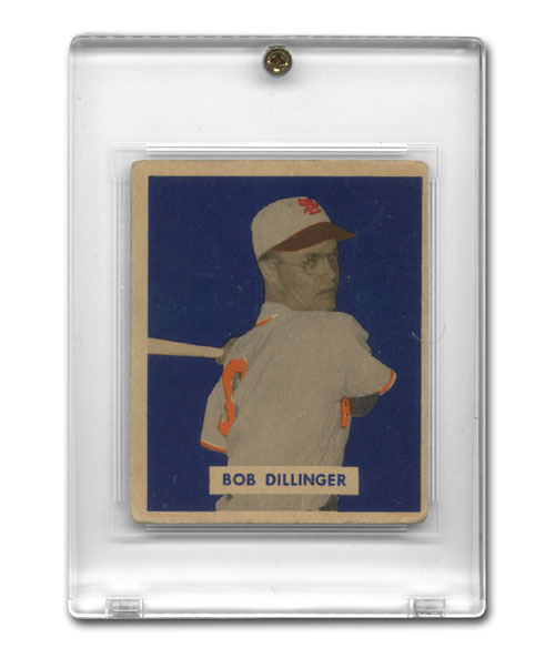 Pro-Mold 1948-1950 Bowman Card 1-Screw Holder
