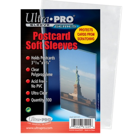 Postcard Soft Sleeves