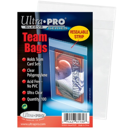 Ultra Pro Trading Card Team Bags