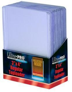 Ultra Pro 3 x 4  Topload Regular Card Holder