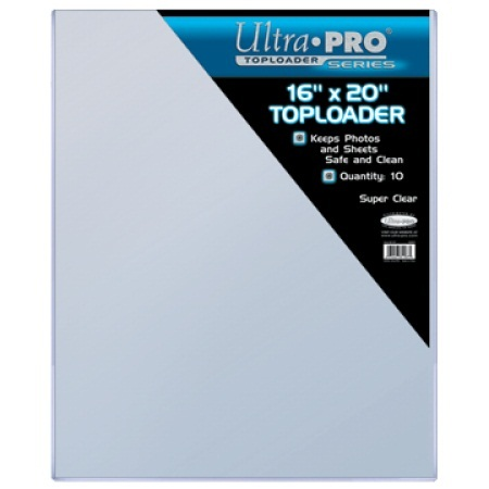 Ultra Pro 16 x 20 Topload Holder