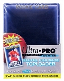 Ultra Pro 3 x 4  Topload 75 pt Card Holder - Rookie