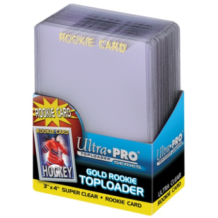 Ultra Pro 3 x 4  Rookie Topload Card Holder