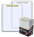 3 x 4 Rookie Topload Card Holder