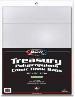 Treasury Bags - Resealable