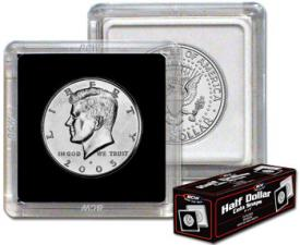 Half Dollar Coin 2x2 Snap Holder (30.6mm)