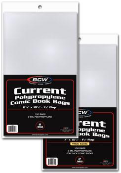Current Thick Comic Book Bags