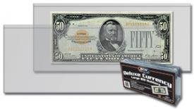 Deluxe Currency Holder- Large Bill