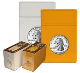 Quarter Coin Display Slab Foam Inserts - No Slabs