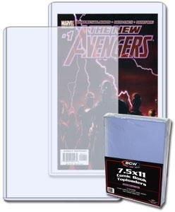 BCW Comic Book Topload Holder