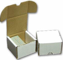 200 Count Storage Box