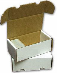 400 Count Trading Card Box