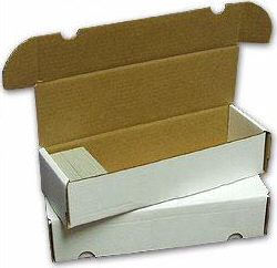 660 Count Trading Card Box