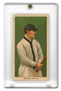 Pro-Mold T206 Tobacco Card Holder - Allen and Ginter